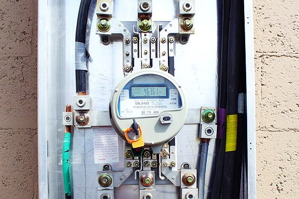 141 Home Fuse Box Sparking on
